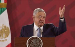Andrés Manuel López Obrador. Presidente de México.