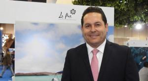 Luis Humberto Araiza López. Secretario de Turismo de BCS.