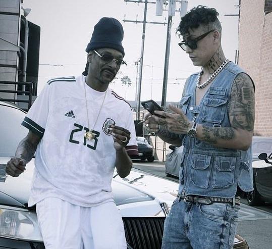 Alemán graba dueto musical con Snoop Dogg - MetropoliMx